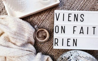 Enfin le froid : licence to chill !!