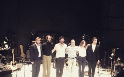 «Les Serge (Gainsbourg point barre)» à la Comédie-Française