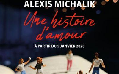 """""""Une histoire d'amour"""" à la Scala Paris jusqu'au 28 mars 2020"""