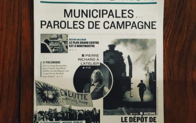"""""""Fabriqué à Paris"""" : Nos quartiers ont du talent – 18ème du mois – Fév 2020"""