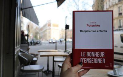"""Interview confinée – Alexis Potschke, """"Rappeler les enfants"""". Ep.2"""