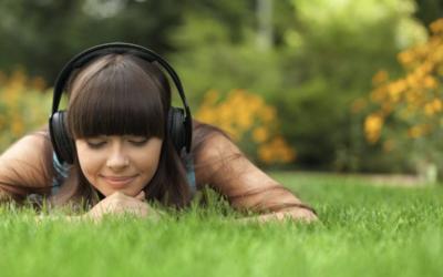 L'expérience audio grands écrivains aux Jardins des Martels
