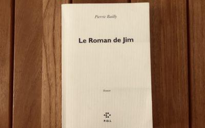 """Chronique """"LE LIREZ-VOUS"""" ? Le roman de Jim"""